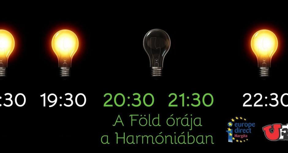 Föld órája a Harmóniában az UFF-al