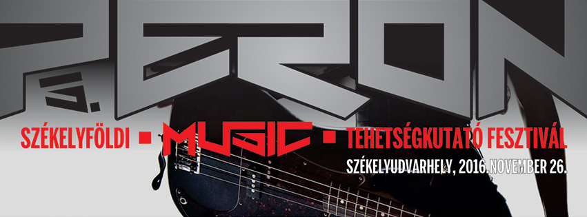 5. Székelyföldi PeronMusic Tehetségkutató Fesztivál