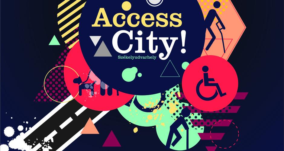 Access City! Székelyudvarhely