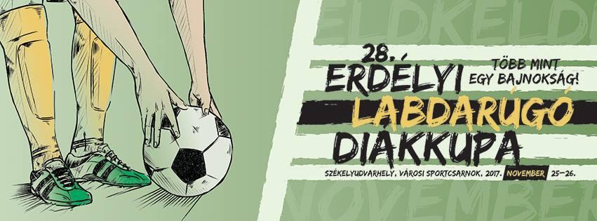 28. Erdélyi Labdarúgó Diákkupa–ELDK