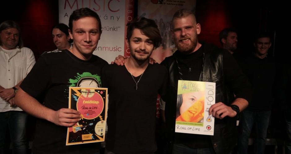 Megszületett a Peron Music Tehetségkutató nyertese