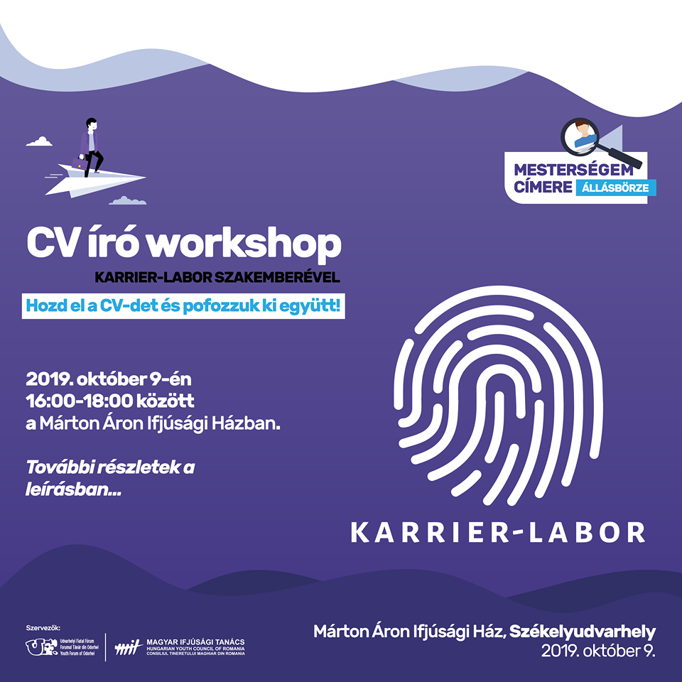 CV iro workshop
