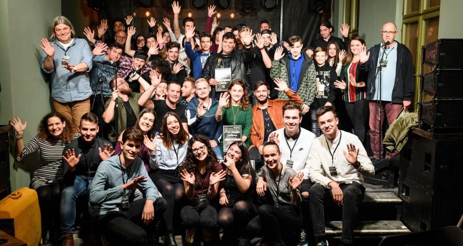A borszéki Kalandor nyerte a 8. Székelyföldi Peron Music Tehetségkutatót