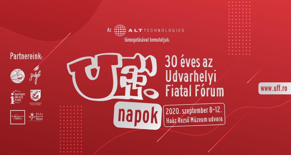 UFF-napok | koncertek, slam poetry, kiállítás