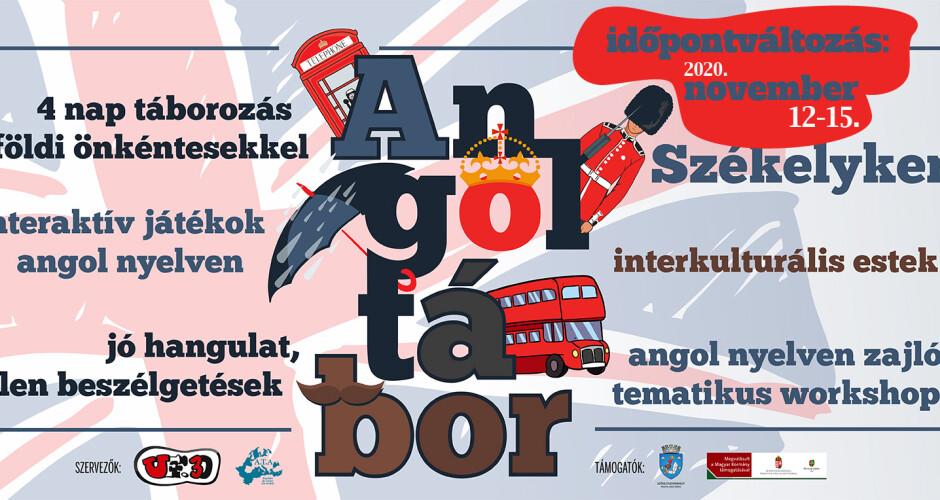 ANGOL tábor – külföldi önkéntesekkel