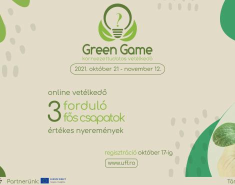 Színezd újra! környezetvédelmi program filmbemutató és díjkiosztó gála